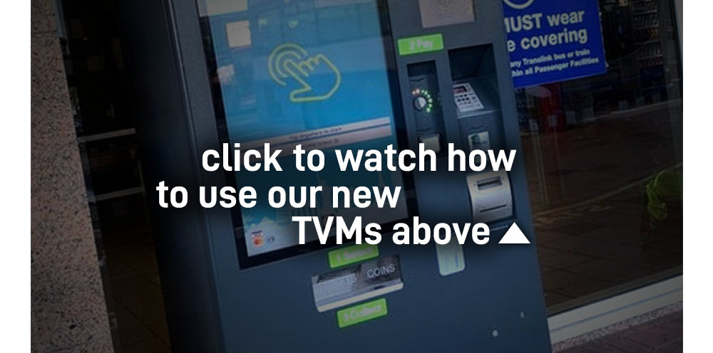 We've launched our new TVM's